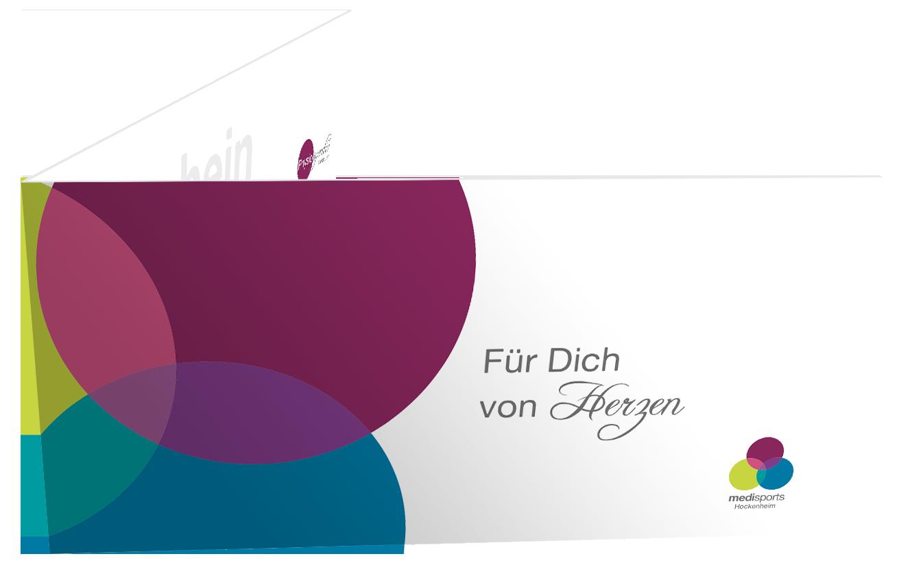 Gutschein Medisports Hockenheim für Massagen und Physiotherapie